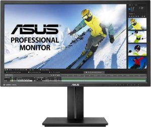 Asus 28-inch 4K LED Display Gaming Monitor with PiP and PbP Modes - PB287Q (Black)
