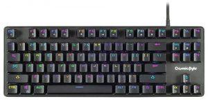 Cosmic Byte CB-GK-16 Firefly RGB Ten-Keyless Mechanical Keyboard with Outemu Blue Switch