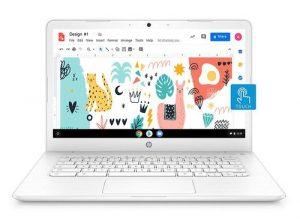 hp chromebook 14-ca003tu laptop