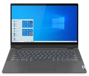 lenovo ideapad flex 5 amd ryzen 5 2 in 1 convertible laptop 81x200fcin