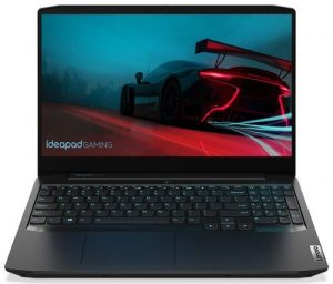 Lenovo IdeaPad Gaming 3 AMD Ryzen 5 4600H 15.6-inch Full HD IPS Gaming Laptop (8GB/512GB SSD/Windows 10/NVIDIA GTX 1650Ti 4GB GDDR6 Graphics/Onyx Black/2.2Kg), 82EY00L4IN