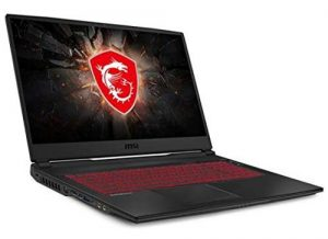 msi gf63 thin 9scsr 1040in gaming laptop