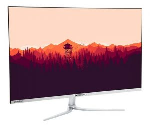 Zebronics 27 inch (68.5 cm) LED Monitor with Full HD Display, HDMI and VGA Port, Built in Speaker, Slim Bezel, Metal Stand and Wall Mountable - Zeb-A27FHD LED